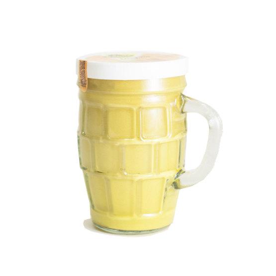Alstertor Beer Mug Mustard