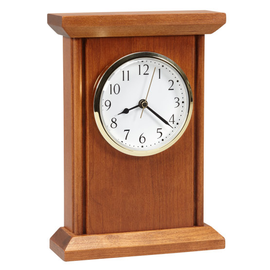 Amana Highboy Clock