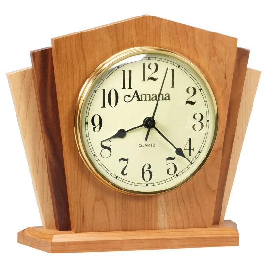 Amana Artisan Clock