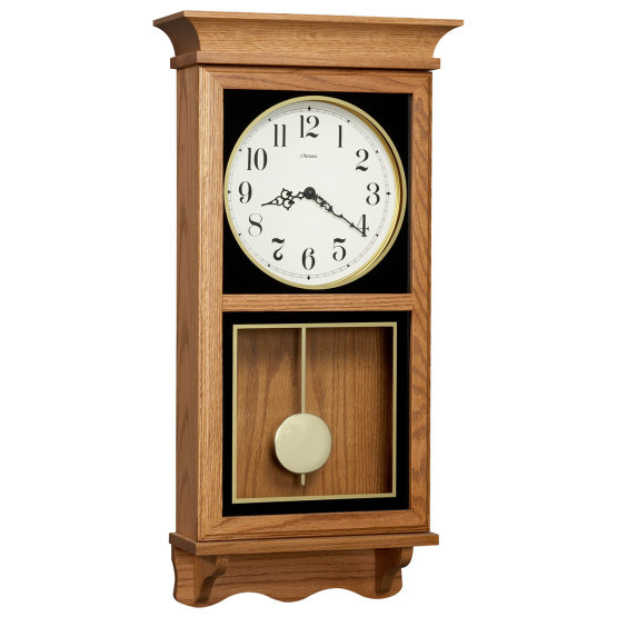 Amana Advertising Clock
