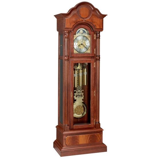 Amana Symphony Clock w/ Burl Overlay