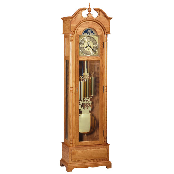 Amana Rodenbach Grandfather Clock