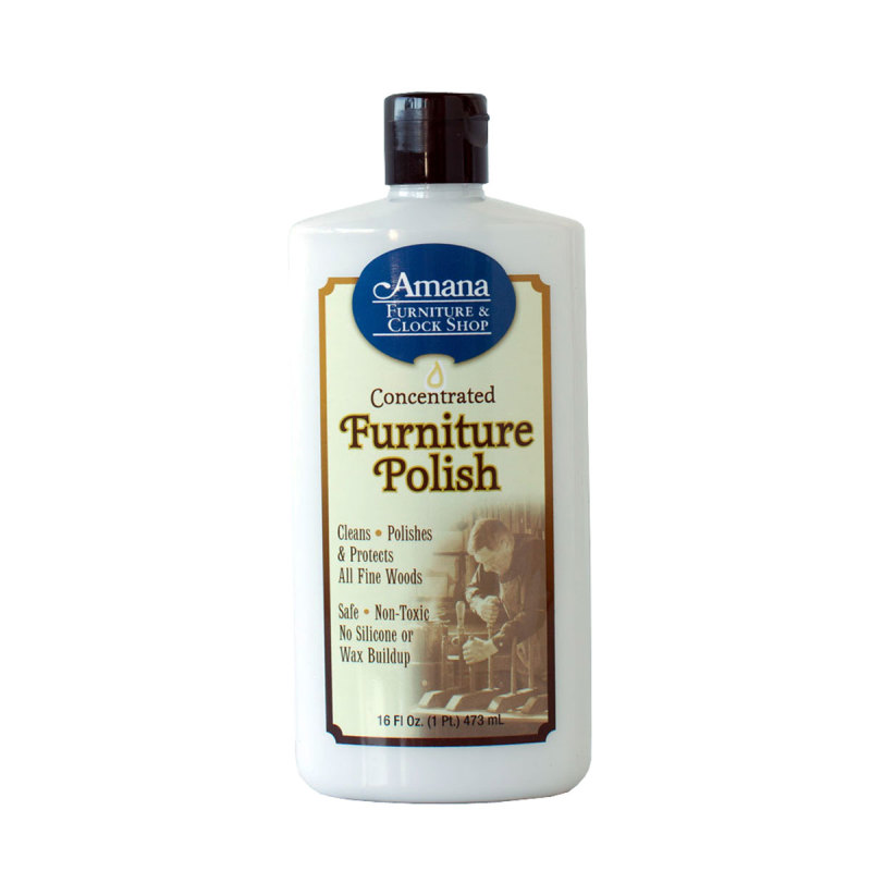 Amana Furniture Polish Furniture & Clock Shop Store Name