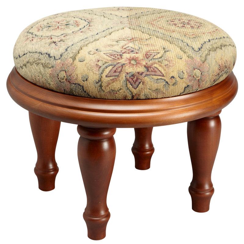 Amana 12 inch Round Footstool  sc 1 st  Amana Shops & Amana 12 Round Footstool : Store Name islam-shia.org