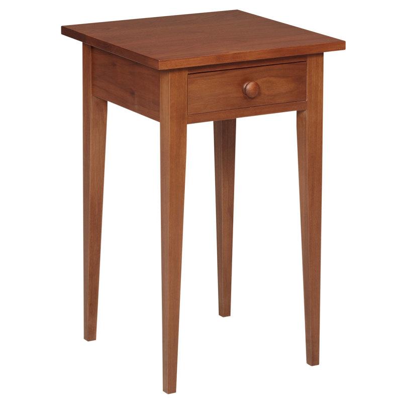 Amana Colony Side Table Amana Furniture Clock Shop
