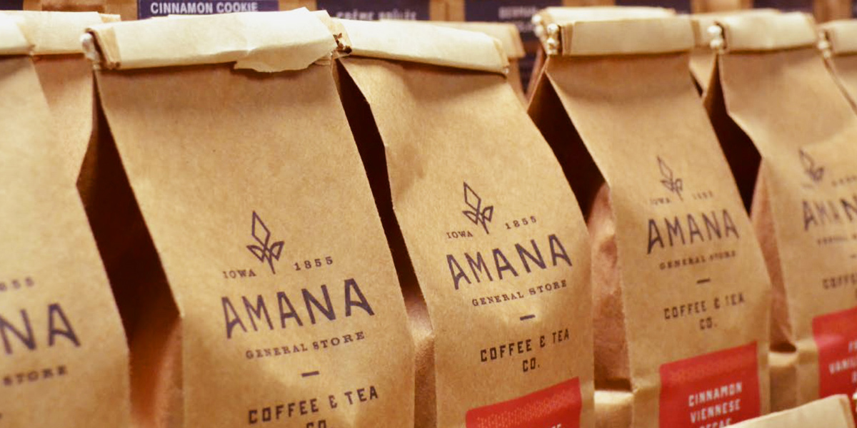 Amana Coffee & Tea
