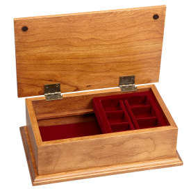 Amana Mini Jewelry Chest