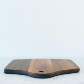 Square Hearth Board - Walnut