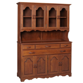 Amana Open Buffet China Cabinet