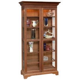 Amana Collectors Curio Cabinet