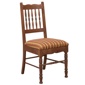Amana Spindle Back Side Chair