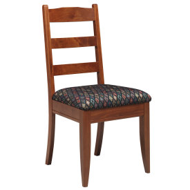 Price Creek Ladderback Chair