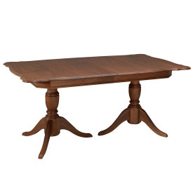 Amana Double Pedestal Dining Table
