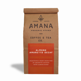 Almond Amaretto Decaf Coffee