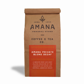 Amana Private Blend Decaf Coffee