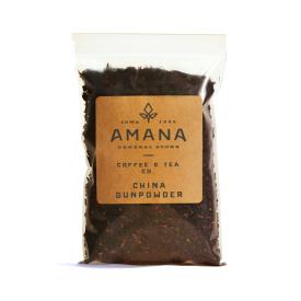 China Gunpowder Tea