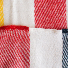 Stripe Wool Blanket