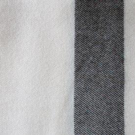 Non-Issued White/Black Civil War Blanket