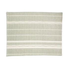 Amana Weave Placemat Sage/Natural