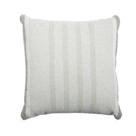 Eco2 Pillow South Stripe Dark Linen