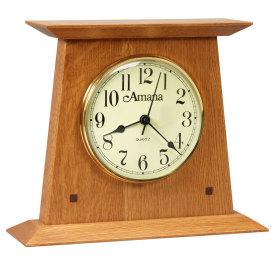 Amana Woodland Clock