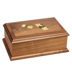 Amana Dogwood Treasure Chest