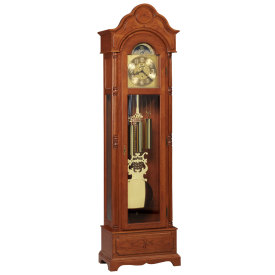Edelweiss Grandfather Clock