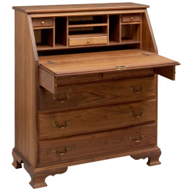 Governor Winthrop Desk Base