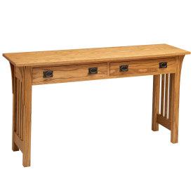 Amana Mission Sofa Table