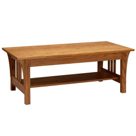 Amana Mission Rectangular Coffee Table