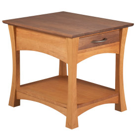 Coopers End Table