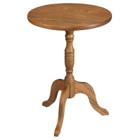 Amana Round Pedestal Table