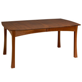 "Amana Coopers Rectangular Table w/ 3-12"" Leaves"