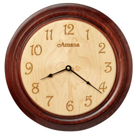Amana Ridgeview Clock