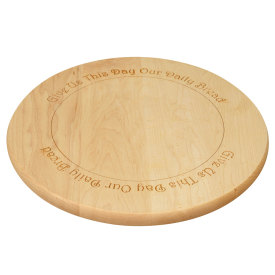 Amana Round Maple Cutting Board