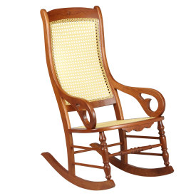 Amana Carved Back Rocker
