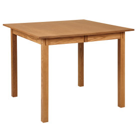 Amana Mission Counter Height Table