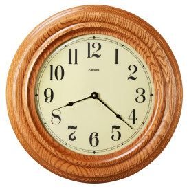 Amana Courtroom Clock