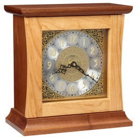 Amana Coopers Mantel Clock