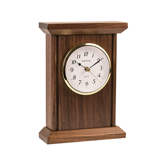 Amana Highboy Clock