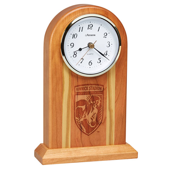 Amana Kinnick Stadium Desk Clock