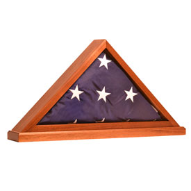 Amana Flag Display Box