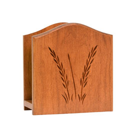 Amana Wheat Napkin Holder