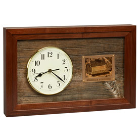 Amana Kinnick Stadium Wall Clock