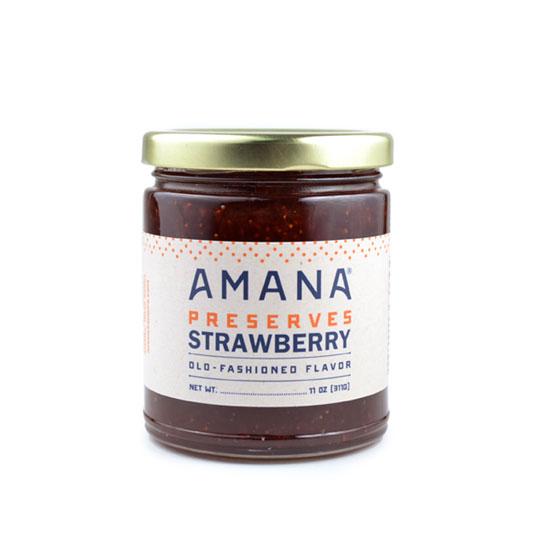 Amana Strawberry Preserves
