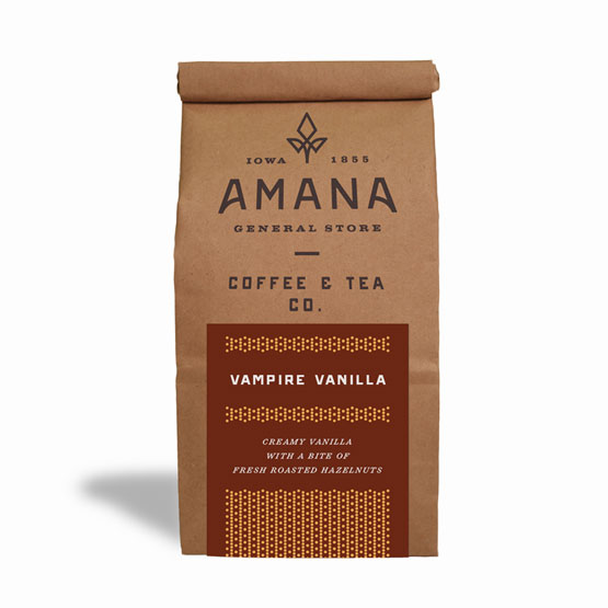 Vampire Vanilla Coffee
