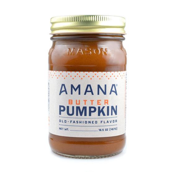 Amana Pumpkin Butter