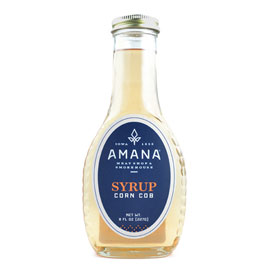 Amana Corn Cob Syrup