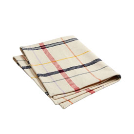 Tea Towel - Window Pane Multi