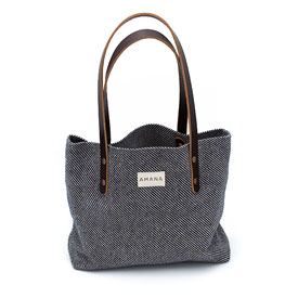 Eco2 Small Tote - Solid Navy